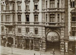 Apollo-Theater in der Friedrichstraße 218, um 1900 © Stadtmuseum Berlin | Foto: Max Missmann | Reproduktion: Christel Lehmann