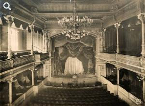Theatersaal des Rose-Theaters